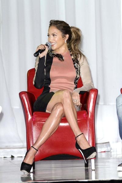 Haute or Not?: Jennifer Lopez's Lanvin Spring 2012 Snake ...