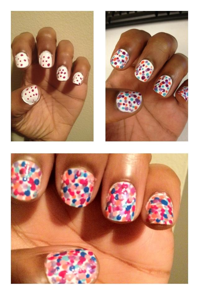 Simple Easy Nail Polish Designs