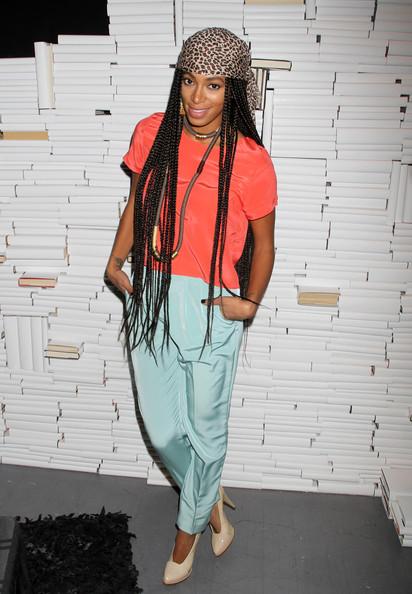 Glamspiration: Solange Knowles' Box Braids/ My Latest ...